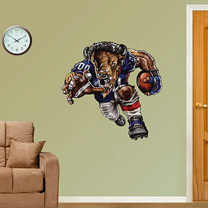 Ballistic Bill Fathead Wall Decal